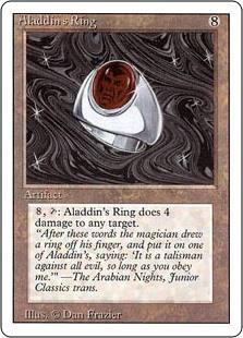 Aladdin's Ring