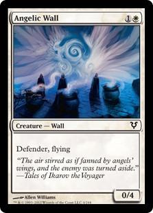 Angelic Wall