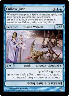 Callow Jushi / Jaraku the Interloper