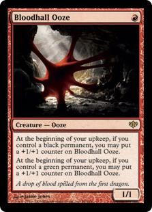 Bloodhall Ooze
