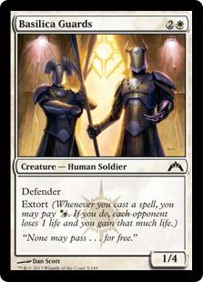 Basilica Guards