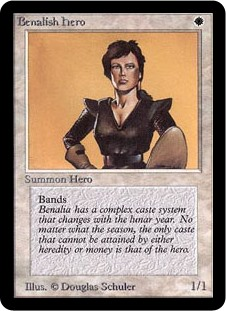 Benalish Hero