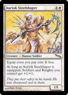 Auriok Steelshaper