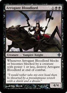 Arrogant Bloodlord