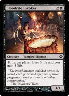 Bloodrite Invoker