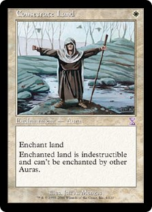 Consecrate Land