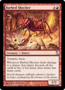 Barbed Shocker