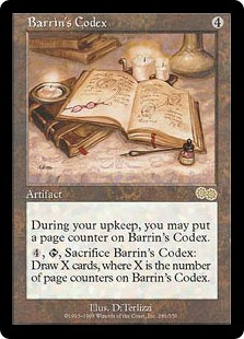 Barrin's Codex