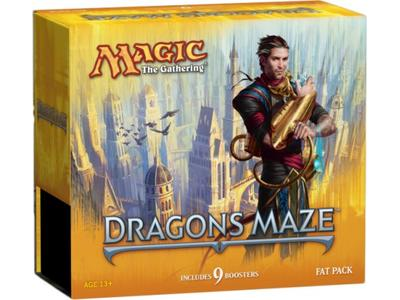 Dragon's Maze Fatpack