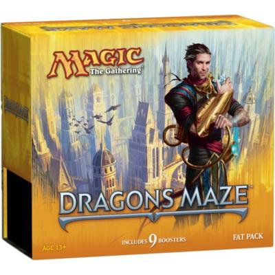 Dragon's Maze Fatpack