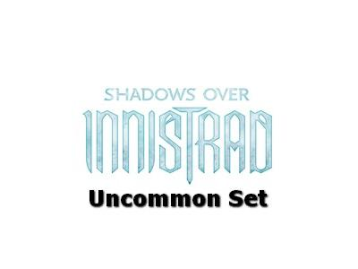 Shadows over Innistrad Uncommon set