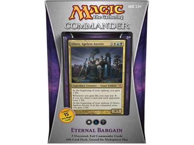Commander 2013 - Eternal Bargain (White/Blue/Black)