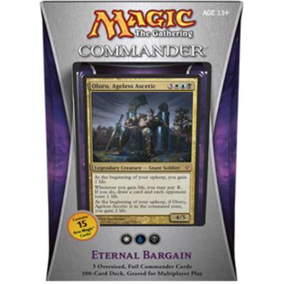 Commander 2013 - Eternal Bargain (White/Blue/Black)