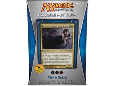 Commander 2013 - Mind Seize (Blue/Black/Red)