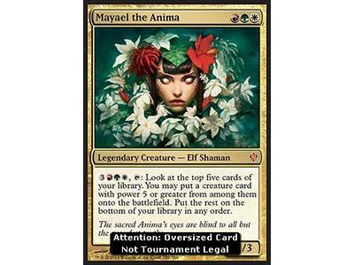 Mayael the Anima