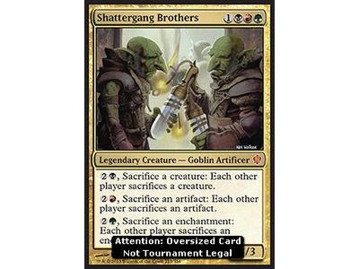Shattergang Brothers
