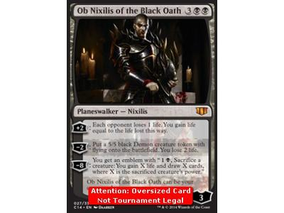 Ob Nixilis of the Black Oath