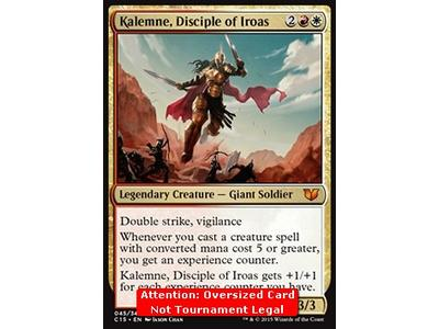 Kalemne, Disciple of Iroas
