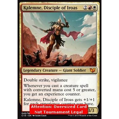 Kalemne, Disciple of Iroas