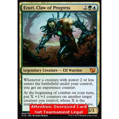 Ezuri, Claw of Progress