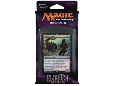 Eldritch Moon - Intro Pack Shallow Graves (Black)