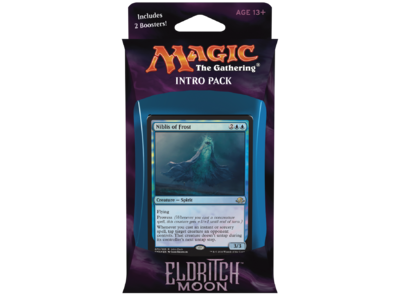 Eldritch Moon - Intro Pack Dangerous Knowledge (Blue)