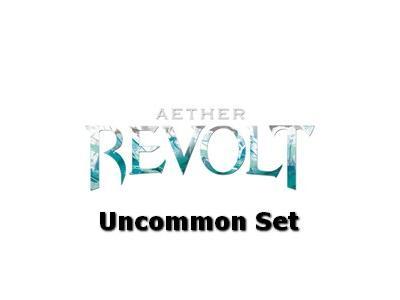 Aether Revolt Uncommon Set