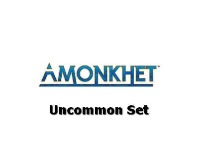 Amonkhet Uncommon Set