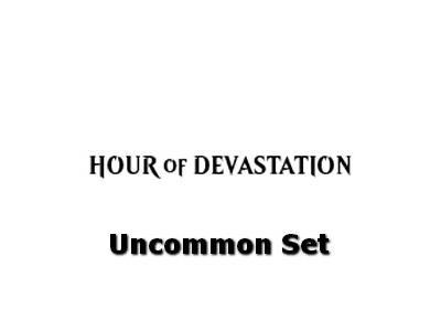 Hour of Devastation Uncommon Set