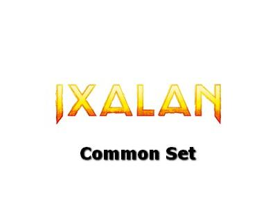 IXALAN Common Set