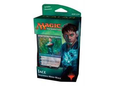 IXALAN - 'JACE, INGENIOUS MIND MAGE' Deck