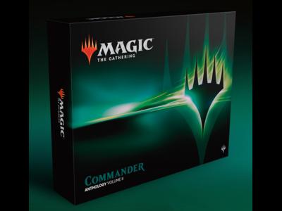 Commander Anthology Volume 2