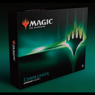 Commander Anthology Vol II