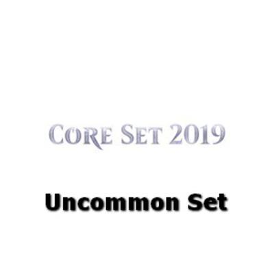 Core 2019: Uncommon Set