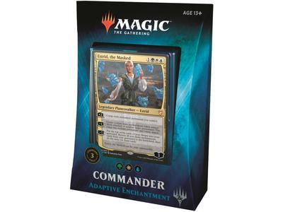 "Commander 2018: ""Adaptive Enchantment "" Deck"