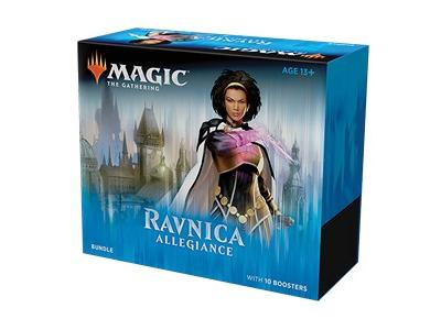 Ravnica Allegiance Fat Pack Bundle