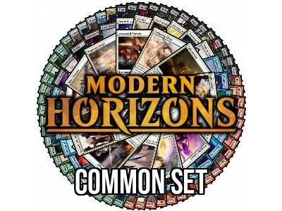 Common Set Modern Horizons