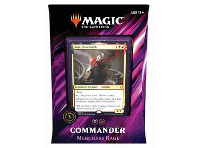 "Commander 2019: ""Merciless Rage"" Deck"