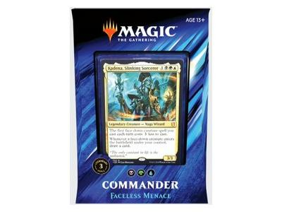 "Commander 2019: ""Faceless Menace"" Deck"