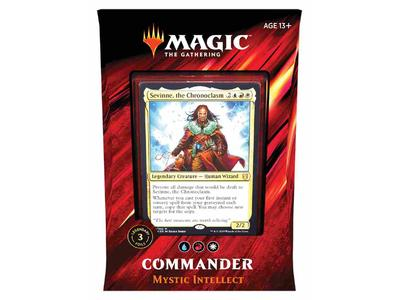 "Commander 2019: ""Mystic Intellect"" Deck"