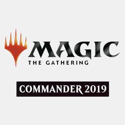 """Commander 2019: """"Faceless Menace"""" Deck"""