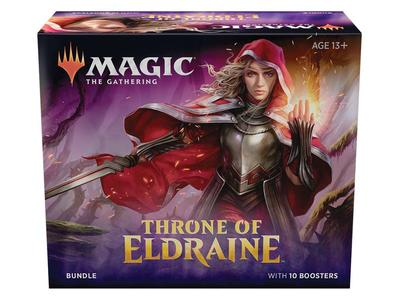 THRONE OF ELDRAINE BUNDLE /Fat Pack