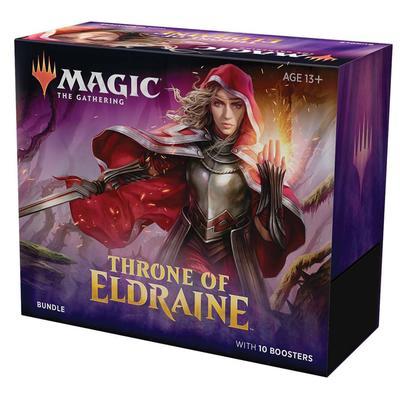THRONE OF ELDRAINE BUNDLE /Fat Pack