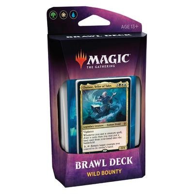 Throne of Eldraine: Wild Bounty Brawl Deck