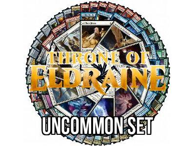 Throne of Eldraine UNcommon Set