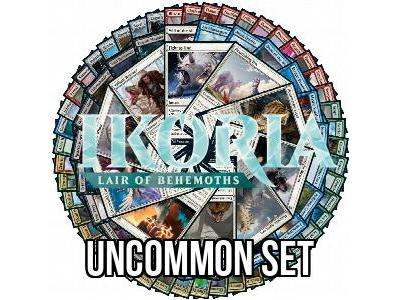 Ikoria Uncommon set