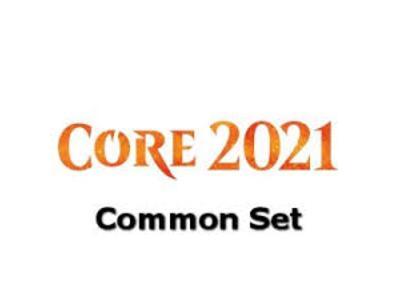 COMMON set Core2021