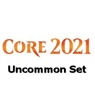 Σετ UNCOMMON Core 2021