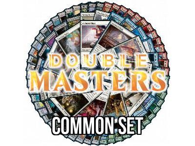 Double Masters: Common Set