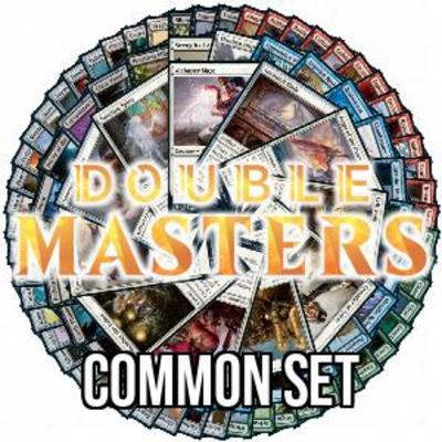 Double Masters: Common Set